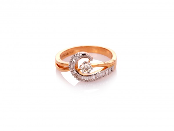 The Brittaney Diamond Ring