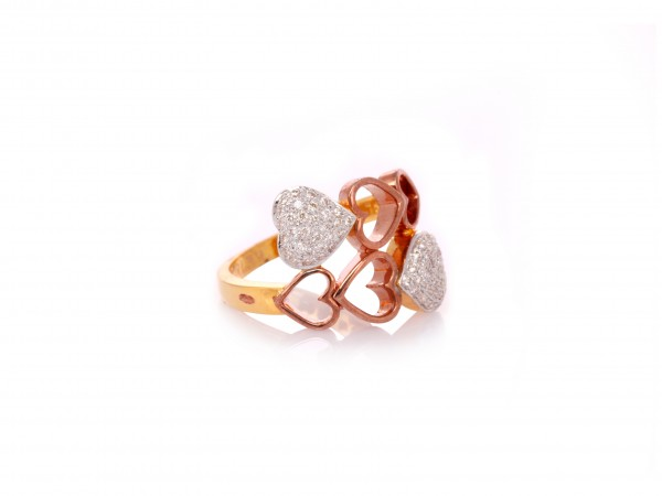The Love Duffy Diamond Ring