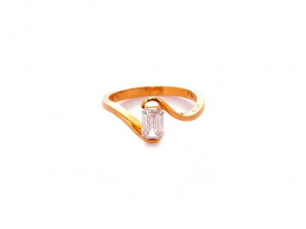 The Ramizah Diamond Ring