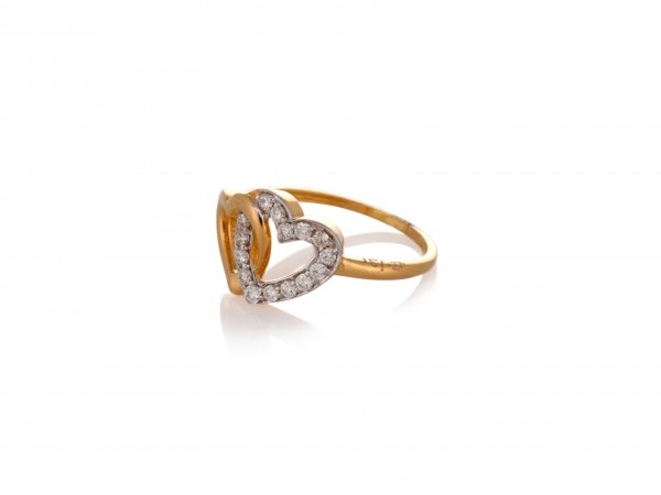 The Sadah Diamond Ring