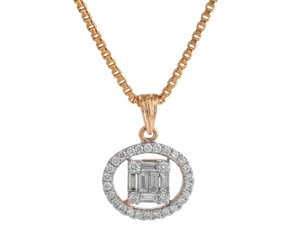 The Natalya Diamond Pendant