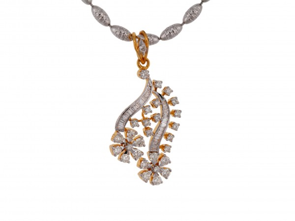 The Bryna Diamond Locket