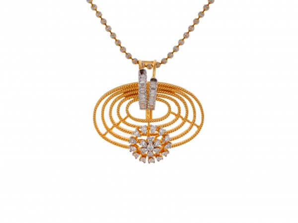 The Iernne Diamond Locket Set