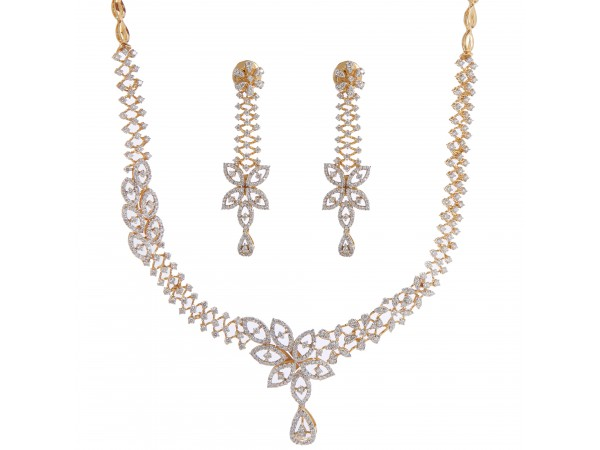 The Walter Diamond Necklace