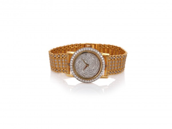 Diamond Gents Watch