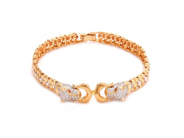 The Jaguar Diamond Bracelet