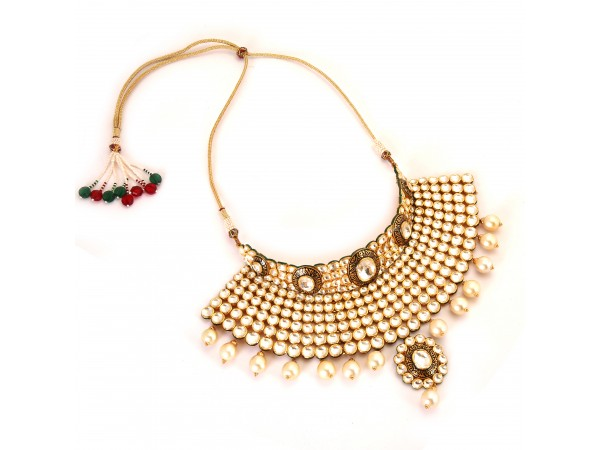 The Kunica Gold Necklace Set