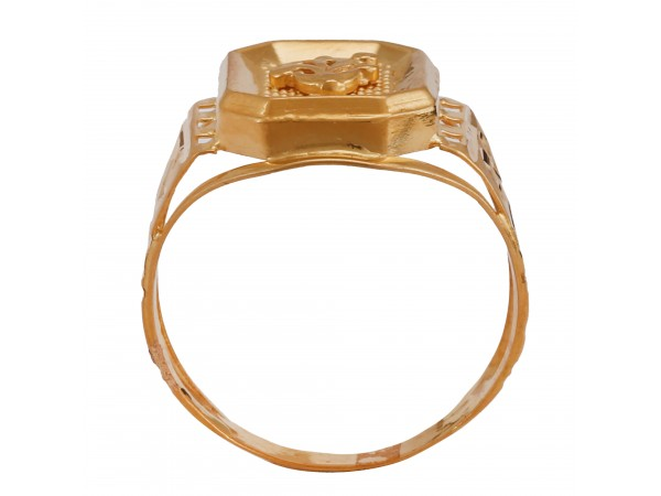 Gold Ring For Gents