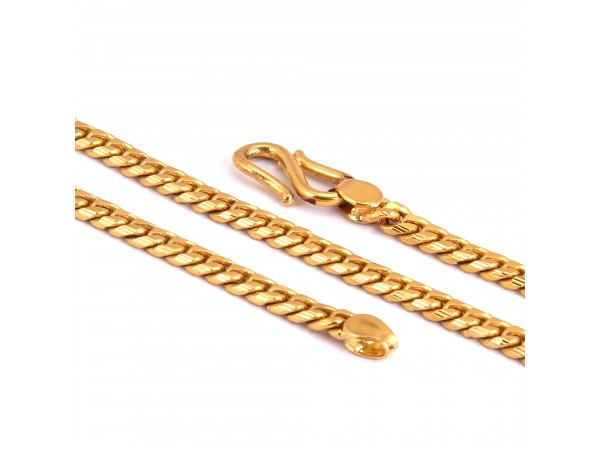 Solid Mens Chain