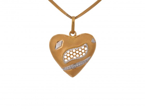 The Heart Yonder Gold Locket Set