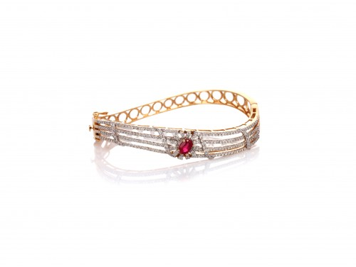 The Kiya Diamond Bracelet
