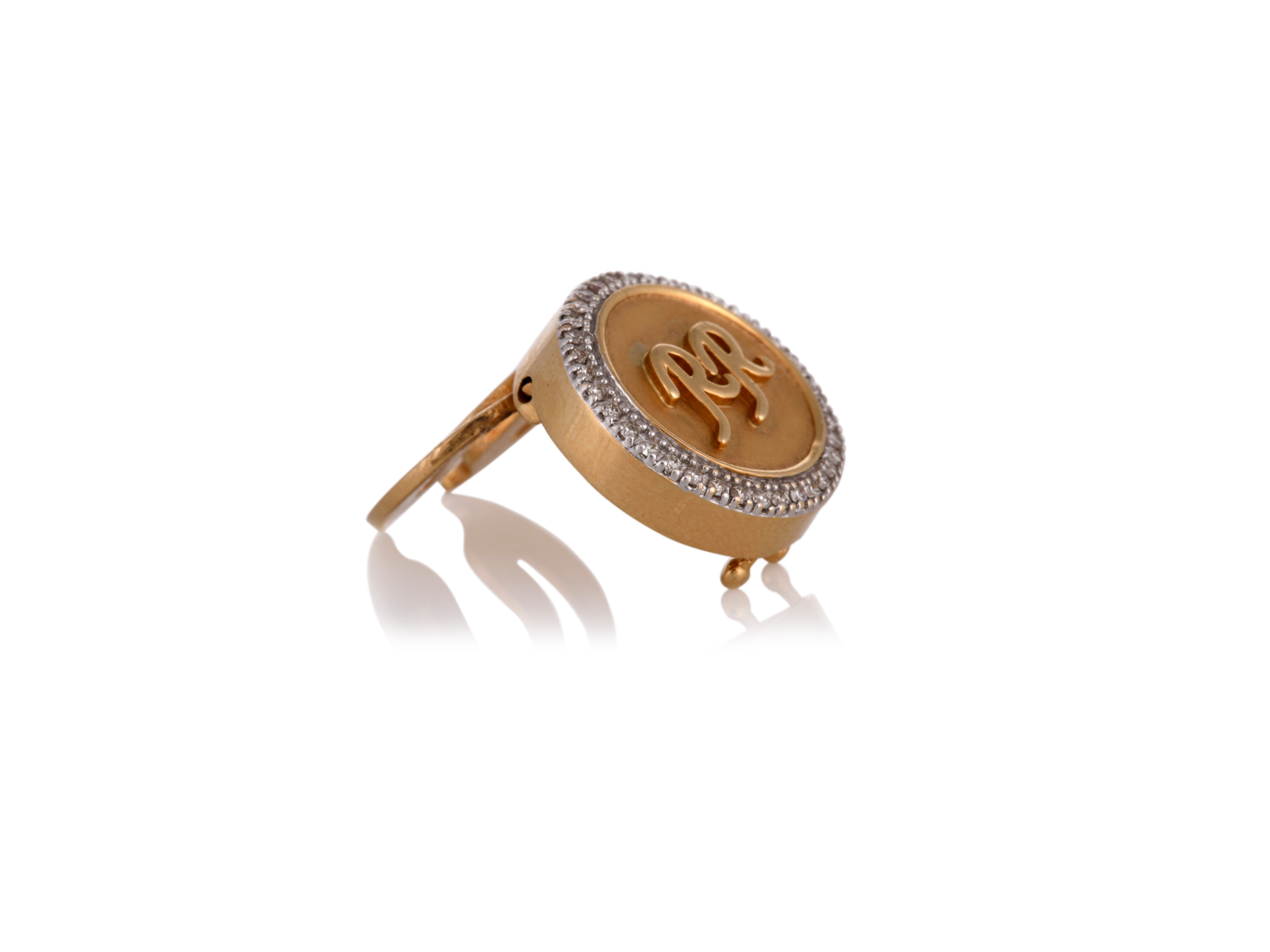 Diamond Buttons for Gents